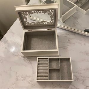 Jewelry Box and Organizer